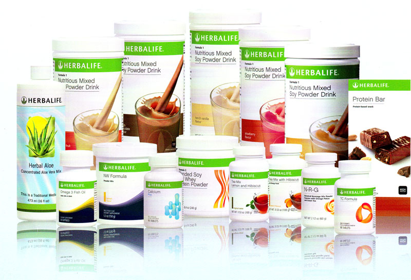 Herbalife Supervisor Price Products